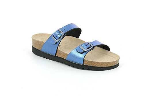 Hola Blu Blu Grünland Cb0527 Donna Grunland 36 Cb0527 36 Pantofola Ciabatta S Donna Hola nY0v7