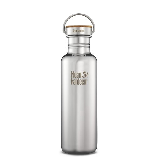 Klean Kanteen 27oz S.E. Classic Reflect Water Bottle Mirrored Stainless, One - S Mirrored