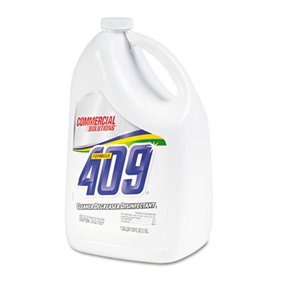 Clorox CLO 35300 Formula 409 1 Gallon Cleaner Degreaser/Disinfectant Bottle Clorox Professional COX35300CT COUCOX35300CT