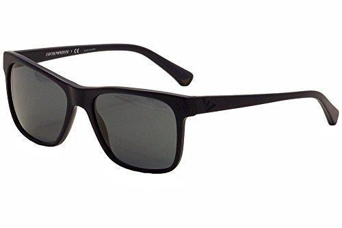 Emporio Armani EA4002 536887 Sunglasses Matte - Sunglasses Ea