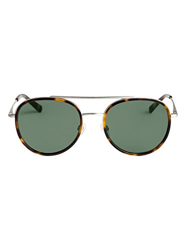 Shiny Quiksilver Green Marron pour de silver EQYEY03081 Homme soleil Lunettes Collysey Tortoise ZwnfxSZOq