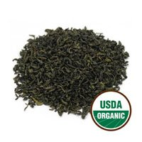 Tea Young Hyson Organic, 1 Lb by Starwest Botanicals (Pack of 2)