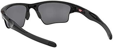 Oakley Men's OO9154 Half Jacket 2.0 XL Sunglasses Sunglasses