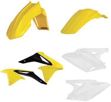Acerbis Replica Plastic Kit Original 17 for Suzuki RMZ450 2008-2017