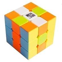 Yj Moyu Stickerless Yulong 3X3X3 Speed Cube Puzzle