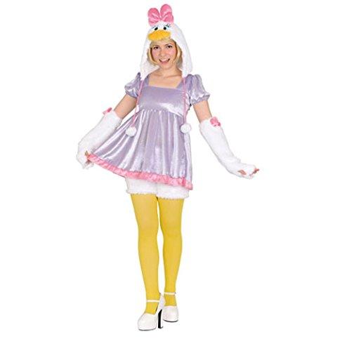 Disney's Daisy Duck Pullover Costume - Teen/Women's STD -