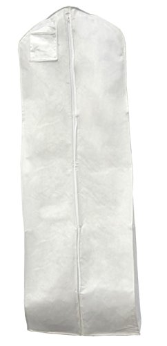 NAHANCO NW7210 72'' Garment Bag 10'' Gusset (Pack of 50)