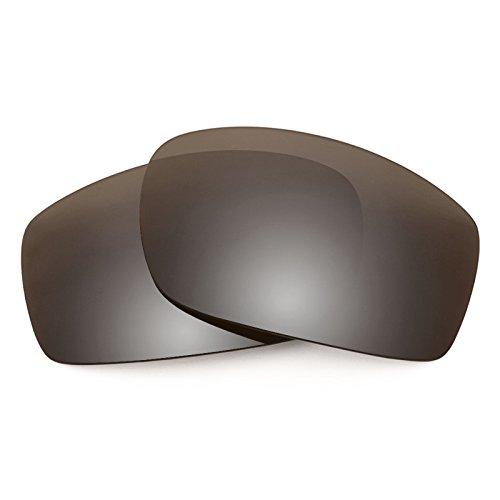 Verres Bronze Flash pour Zipper Clutch Von MirrorShield® Polarisés options de rechange — Plusieurs Elite 7qwEP7r