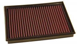 K&N 33-2755 High Performance Replacement Air Filter
