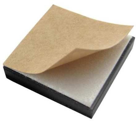 Adhesive Foam Discs (Pack of 50 Magnetic Squares, Adhesive backed, Lifts uo to 1/2 lb. 1x1 inch.)