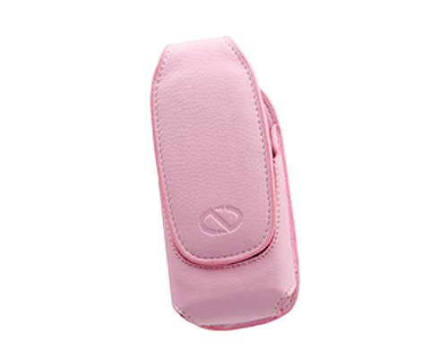 Ultima Cell Phone Case (Naztech Ultima Case - Medium and Larger Bar Phones - Cal-Comp, Kyocera, Motorola, Nokia, and Samsung - Baby Pink)