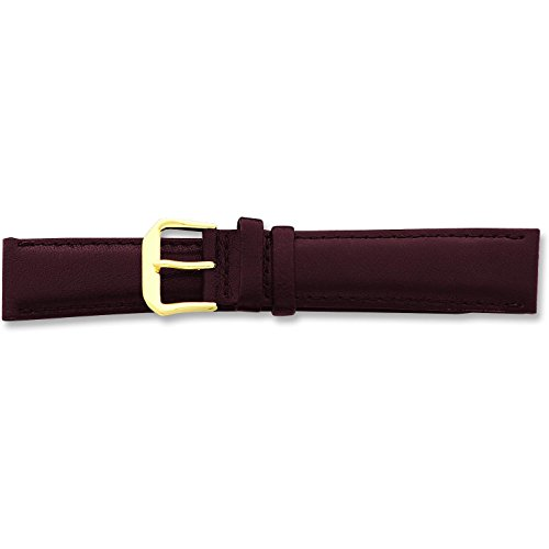 de-beer-brown-leather-watch-band-16mm-long-gold-color