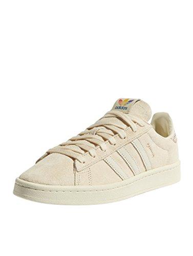 adidas Originals Sneaker Campus Pride B42000 Beige Cream White Trace Pink Trace Scarlet