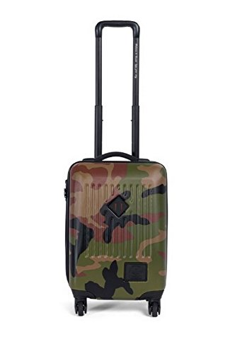 Herschel Supply Co. Trade Carry On Hardside Luggage, Woodland Camo, One Size by Herschel Supply Co.