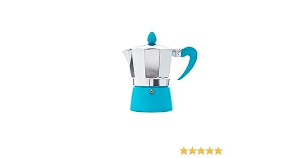 San Ignacio Soft-Touch Splash - Cafetera para 3 servicios en color ...