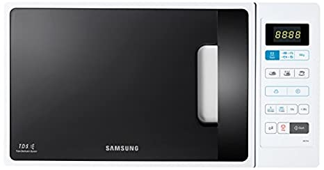 Samsung ME73A Encimera 20L 1150W Blanco - Microondas (Encimera, 20 ...
