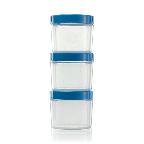Alpha - Botella de agua de 2 litros XXL + 1 litro de proteína BCAA Shaker + cápsulas de almacenamiento de suplemento (Pack de 3): Amazon.es: Salud y cuidado ...