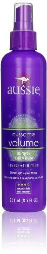 Спрей для волос, максимальный объем, Aussie, 251 мл (Aussie Aussome Volume Non-Aerosol Hairspray 8.5 Fl Oz)