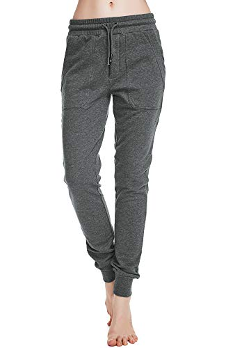 icyzone-womens-slim-french-terry-jogger-sweatpants-with-side-pockets-xl-athletic-grey