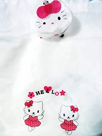 Cat Shape Tote Shopping Bag