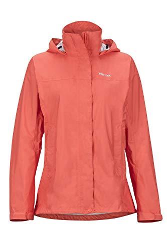- Marmot Women's Precip Jacket, Living Coral, Large