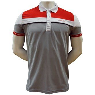 d21c276e Sunderland Mens Puffin Block Colour Panel Stripe Polo Shirt Mens Red/White  Large: Amazon.co.uk: Sports & Outdoors