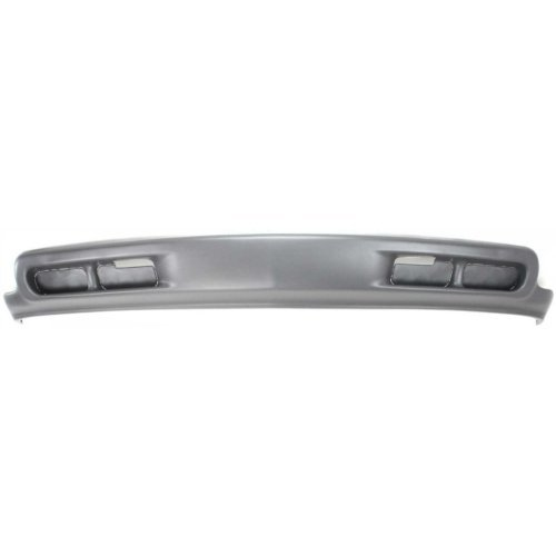 Front Valance for CHEVROLET SILVERADO 1999-2002/TAHOE 2000-2006 Air Deflector Primed with Fog Light Cover