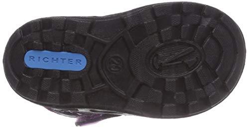 lila Richter Baskets Bleu 7201 Garçon Mode atlantic w04fqUx