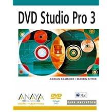 DVD studio Pro 3