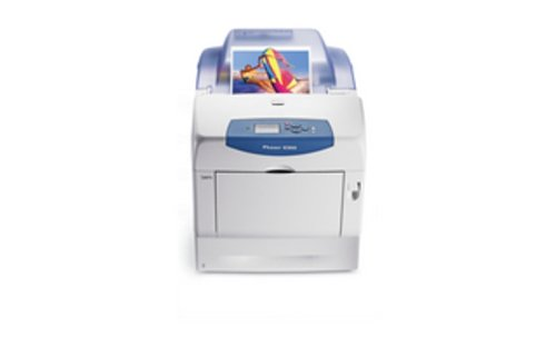 Xerox Phaser 6360/DN Laser Color Printer (6360 Laser)
