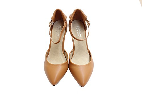 CFP - Zapatos de tacón  mujer marrón
