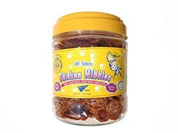 PCI Chicken Nibbles 4- 1lb. Containers by PCI
