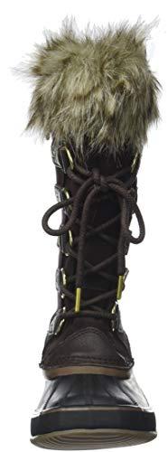 Arctic Neige Marron Femme de Cattail II Sorel of 908 Bottes Joan Zwx6qCgE