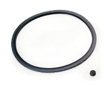 (Presto Pressure Cooker Sealing Ring With Over Pressure Plug For Nos. 01/Pa4, 01/Pa4h, 01pe3, 0121001 )