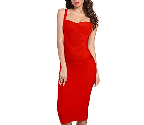 100ab12c8c7d Genius-route-store 2019 New Woman Bandage Dresses Yellow White Red Blue  Pink Backless