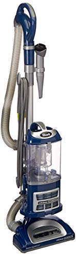 Shark Navigator Lift-Away Deluxe NV360 Upright Vacuum, Blue (Renewed)