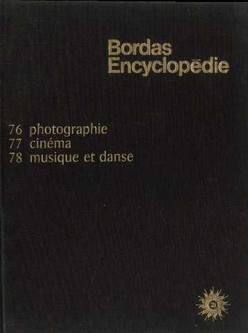 Beaux arts tome 2 (76/78 photographie, cinéma, musique et danse)