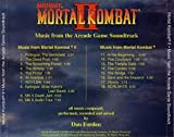 Mortal Kombat II: Music From The Arcade Game