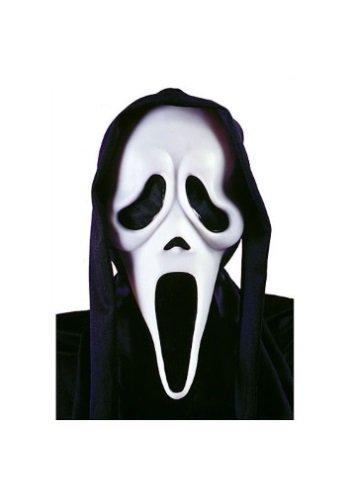 Ghostface Costumes Prank - Adult Scream Mask -