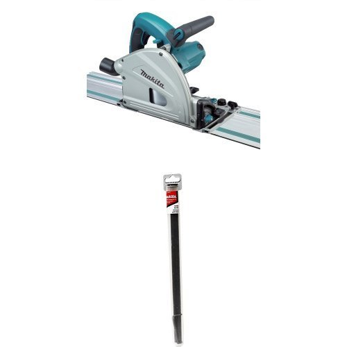 Makita SP6000J1 6-1/2-Inch Plunge Circular Saw with Guide Rail and Connector (Guide Rail Connector)