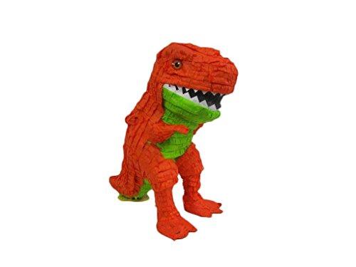 Orange T-Rex Pinata ()