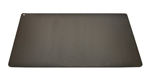 "Pizzacraft PC0313 Rectangular Steel Baking Plate for Oven or BBQ Grill, 22"" x 14"" (Pizza Sheets)"
