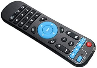 Mando a distancia universal para X96/H96/Q Box/TX3 PRO/V3/V5 Android TV Box: Amazon.es: Electrónica