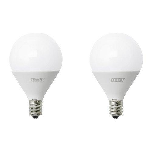 RYET LED bulb E12 200 lumen, globe opal - 2 Pack for sale  Delivered anywhere in USA
