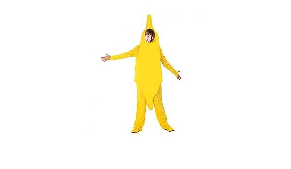 Disfraz Plátano adulto para Carnaval (M): Amazon.es: Juguetes y juegos