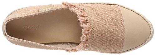 Gant Espadrillas Donna Krista nude Rosa Pink G572 r5qrBnfWg
