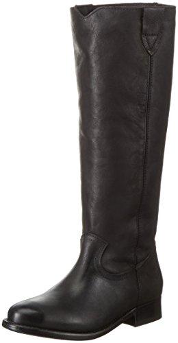 Black Eden Apple Boots Women's Knee Lena of Black x55wqrZ0nO