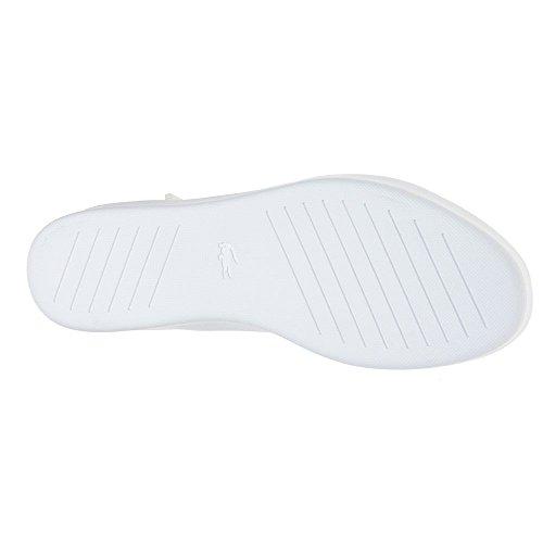 Lacoste Pirle Femme Sandales Blanc cheap