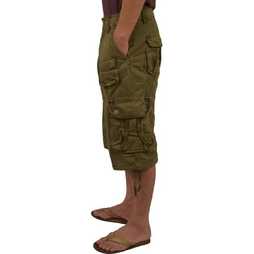 250502a53a MENS MILITARY CARGO SHORTS sizes:30-54 #1048-S hot sale 2017 ...
