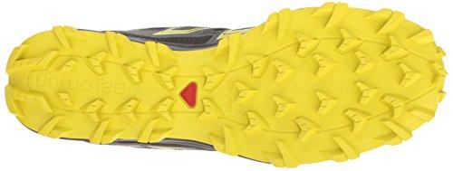 Salomon Homme De Chaussures Noir 000 sulphur Spring black Speedtrak Trail magnet IqwrIE
